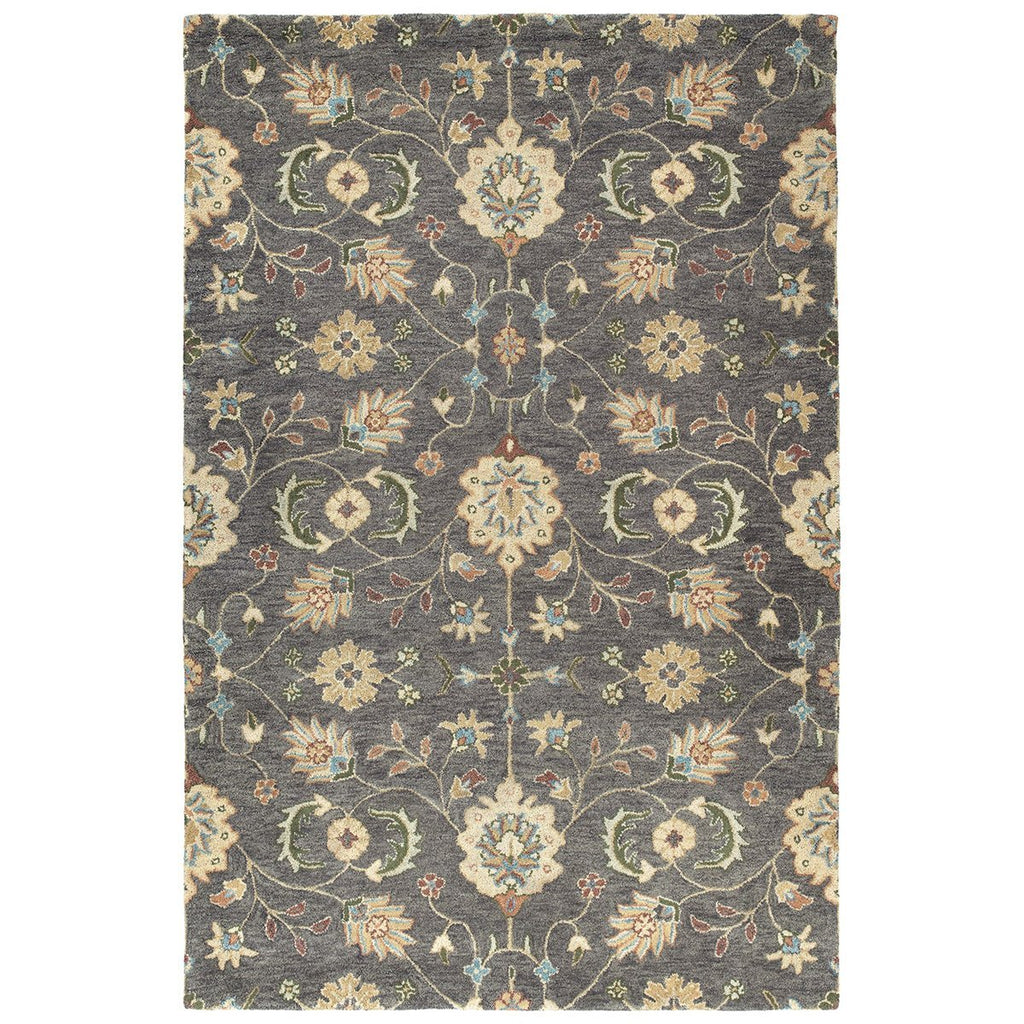 Helena Pewter Wool Rug