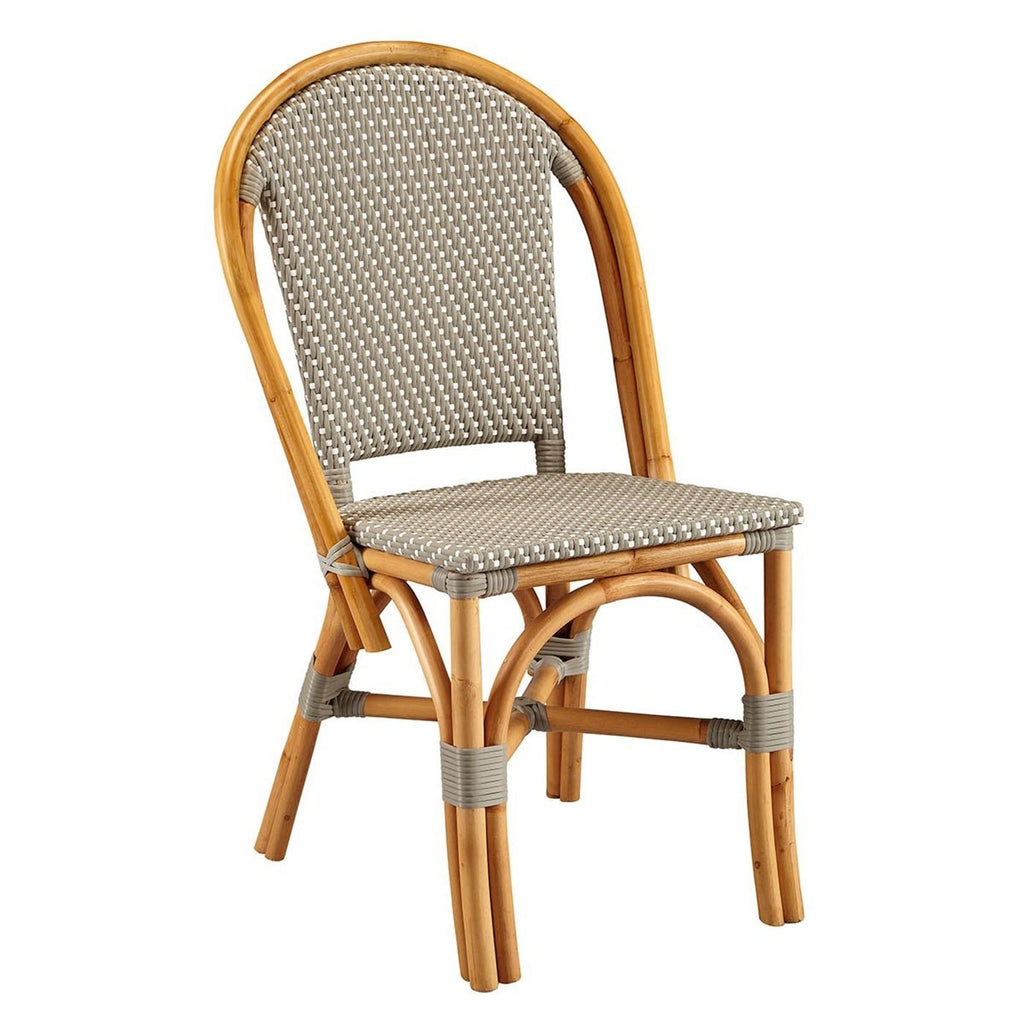 Sunset Bistro Side Chair in Grey