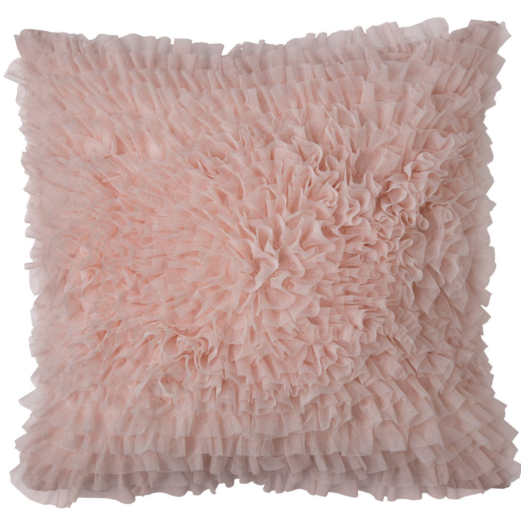 Lili Alessandra Coco Sheer Throw Pillow