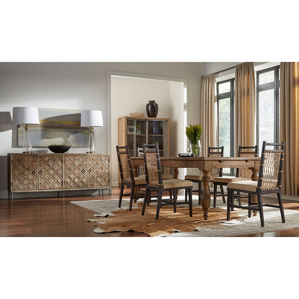 Pierson Dining Table with Extensions