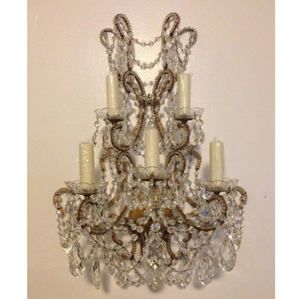 Julian 5 Light Sconce