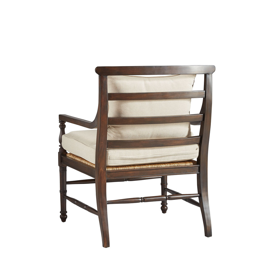 Shannon Arm Chair in Brown