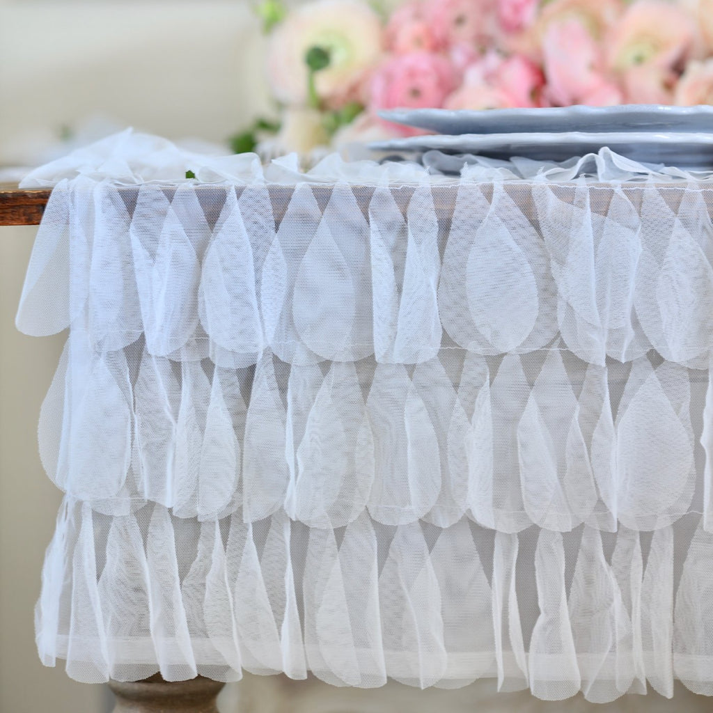 Chichi Petal Table Runner