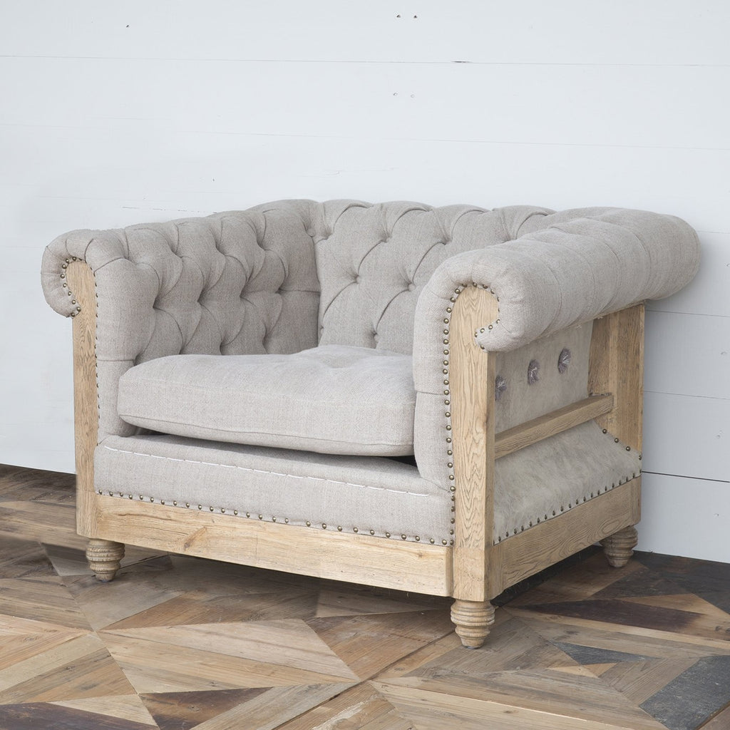 Beverly Tufted Chair