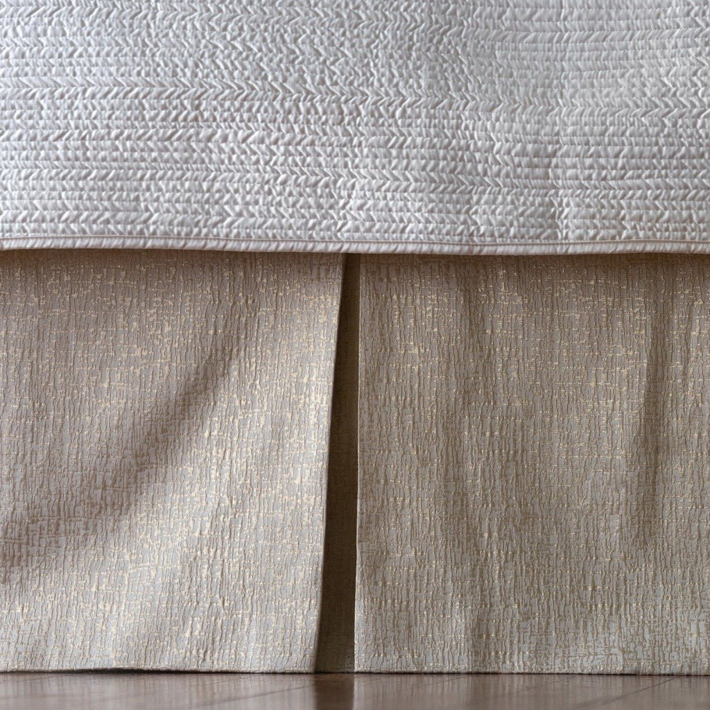 Lili Alessandra Sophia Tailored Bed Skirt