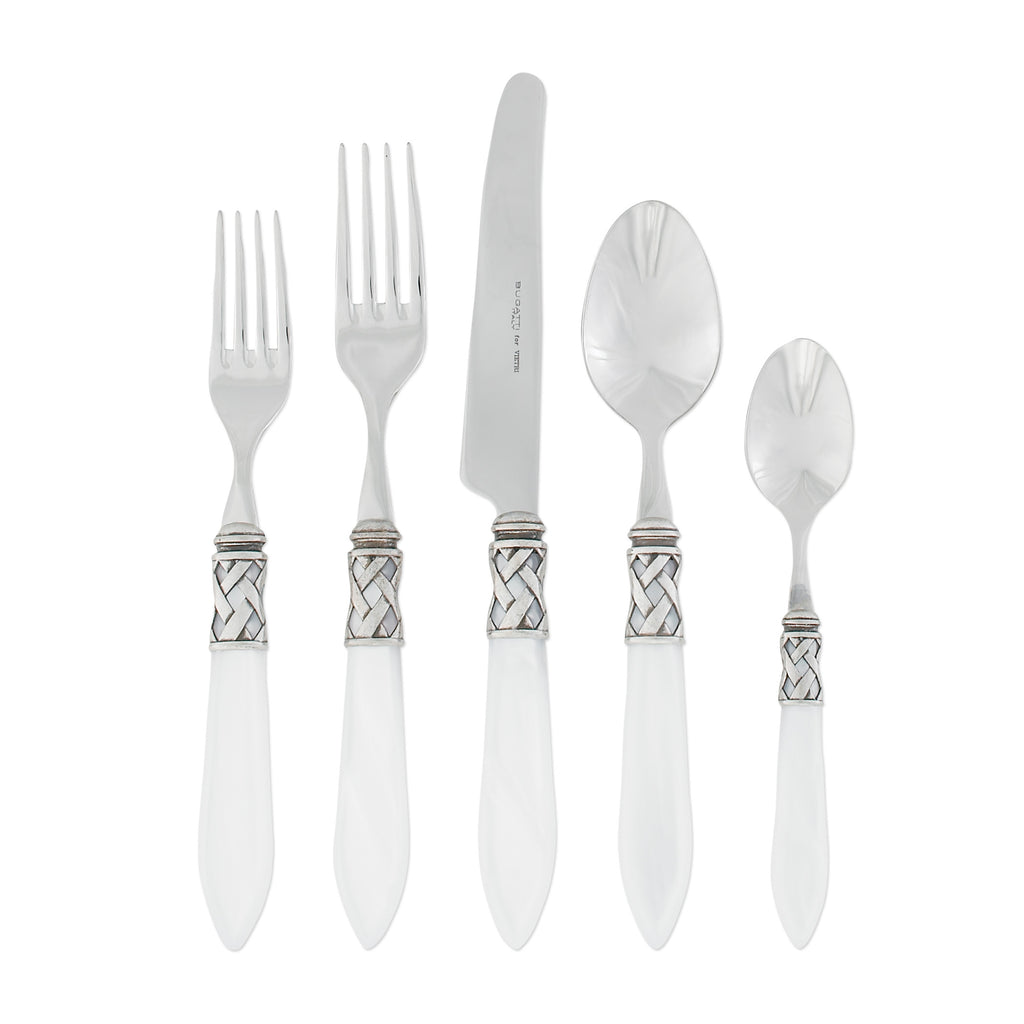 Aladdin Antique Five-Piece Place Setting
