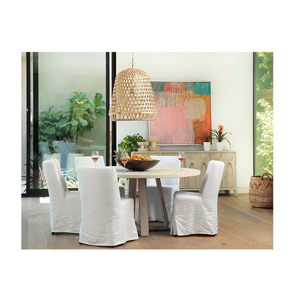 Derrick Round Dining Table