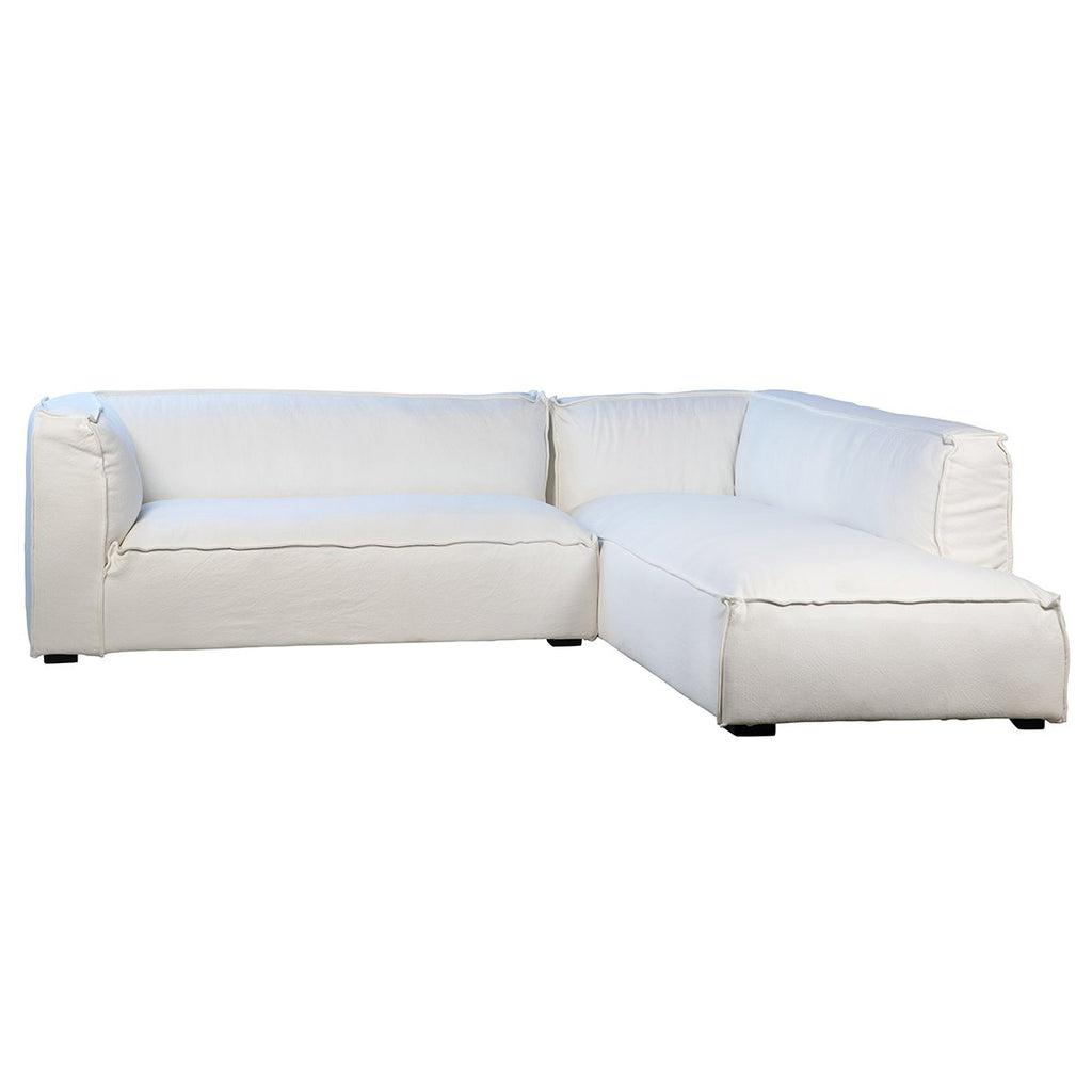 Johanna L-Shape Sofa with Left Arm