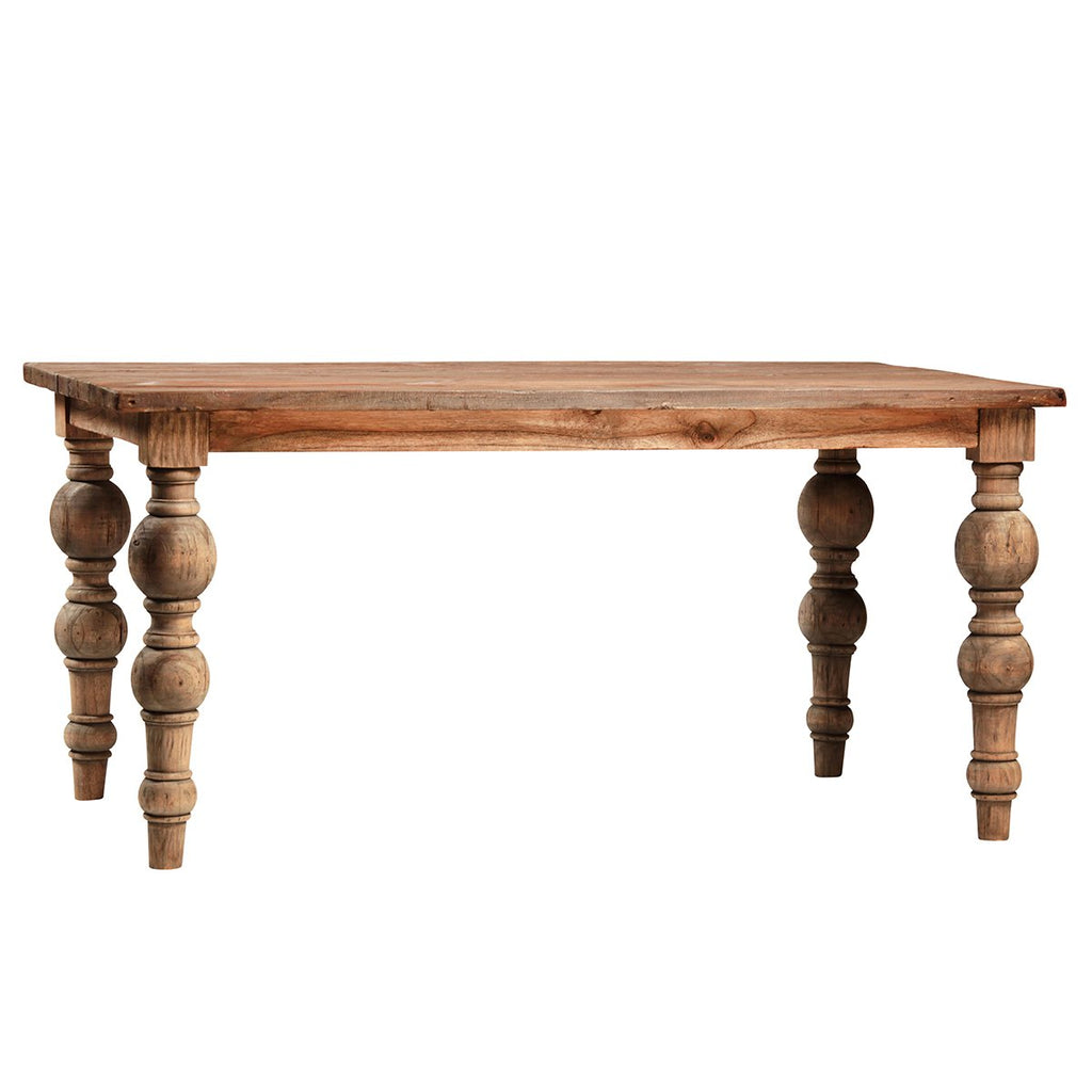 "Carlisle 70"" Farmhouse Dining Table"