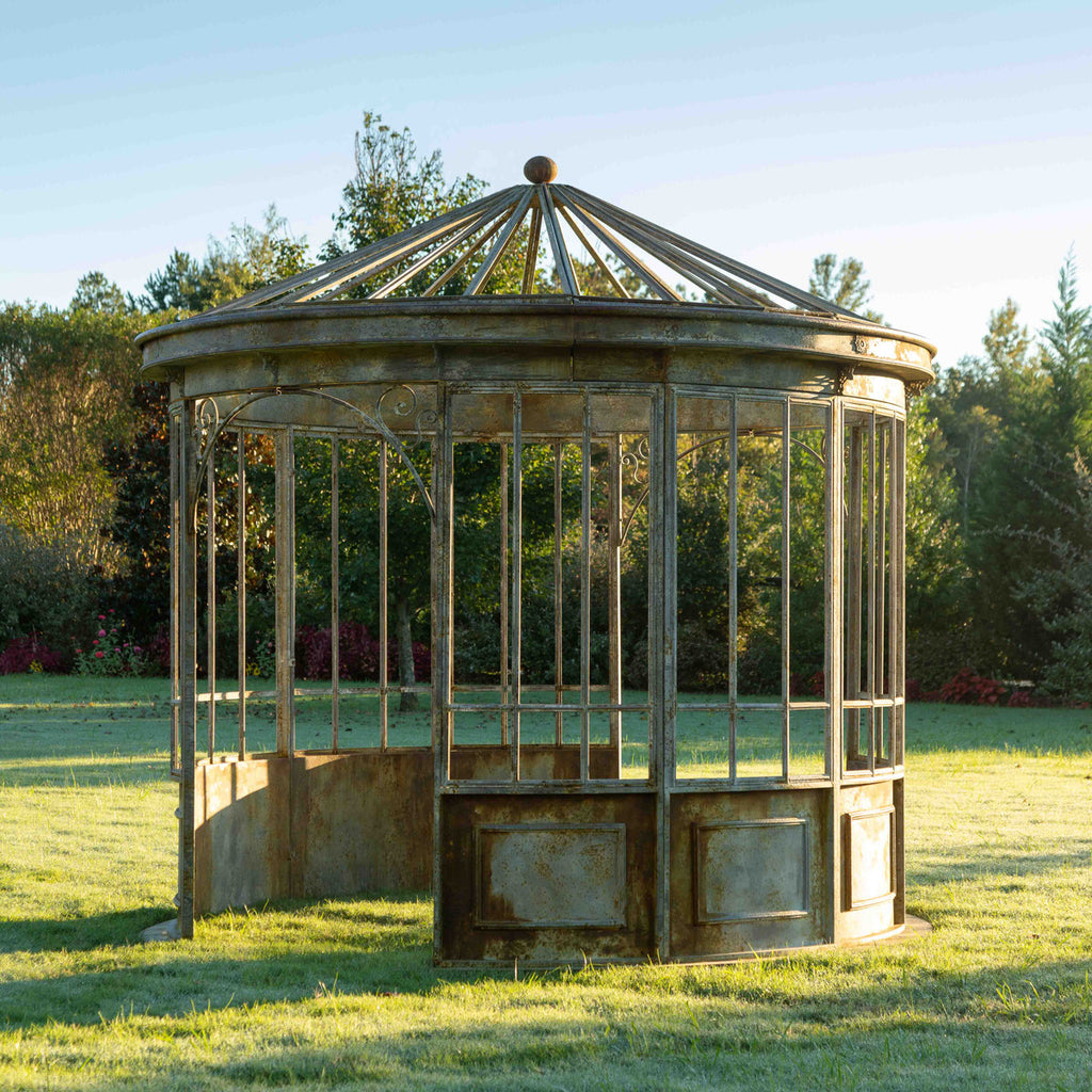 Metal Rustic Gazebo