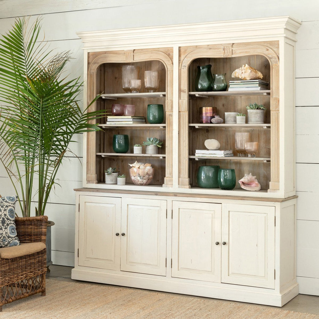 Little Rock Double Farmhouse Cabinet