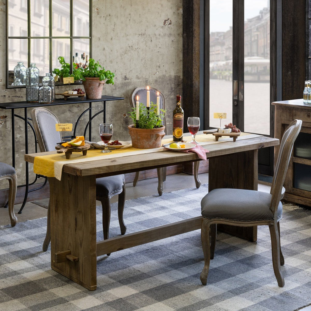 Rustic Meadow Dining Table
