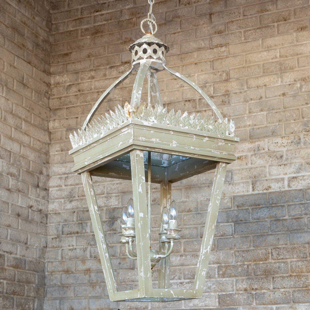 Town Square Lantern Light Fixture