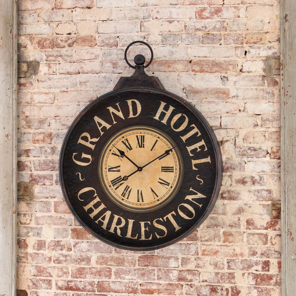 The Grand Wall Clock