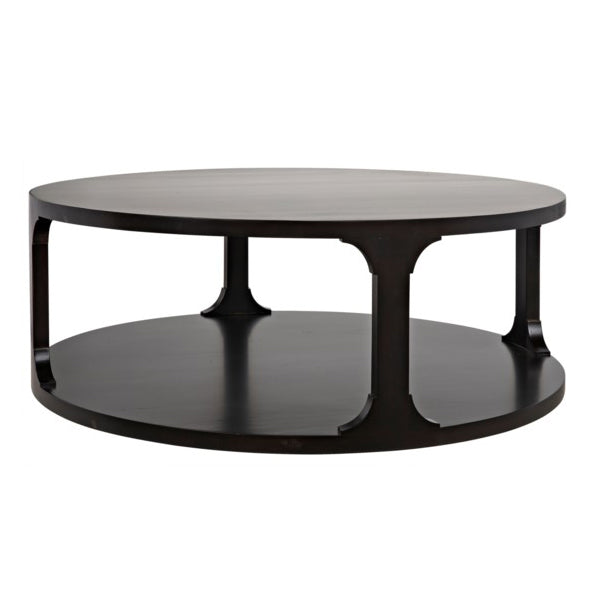 Aron Large Coffee Table in Espresso