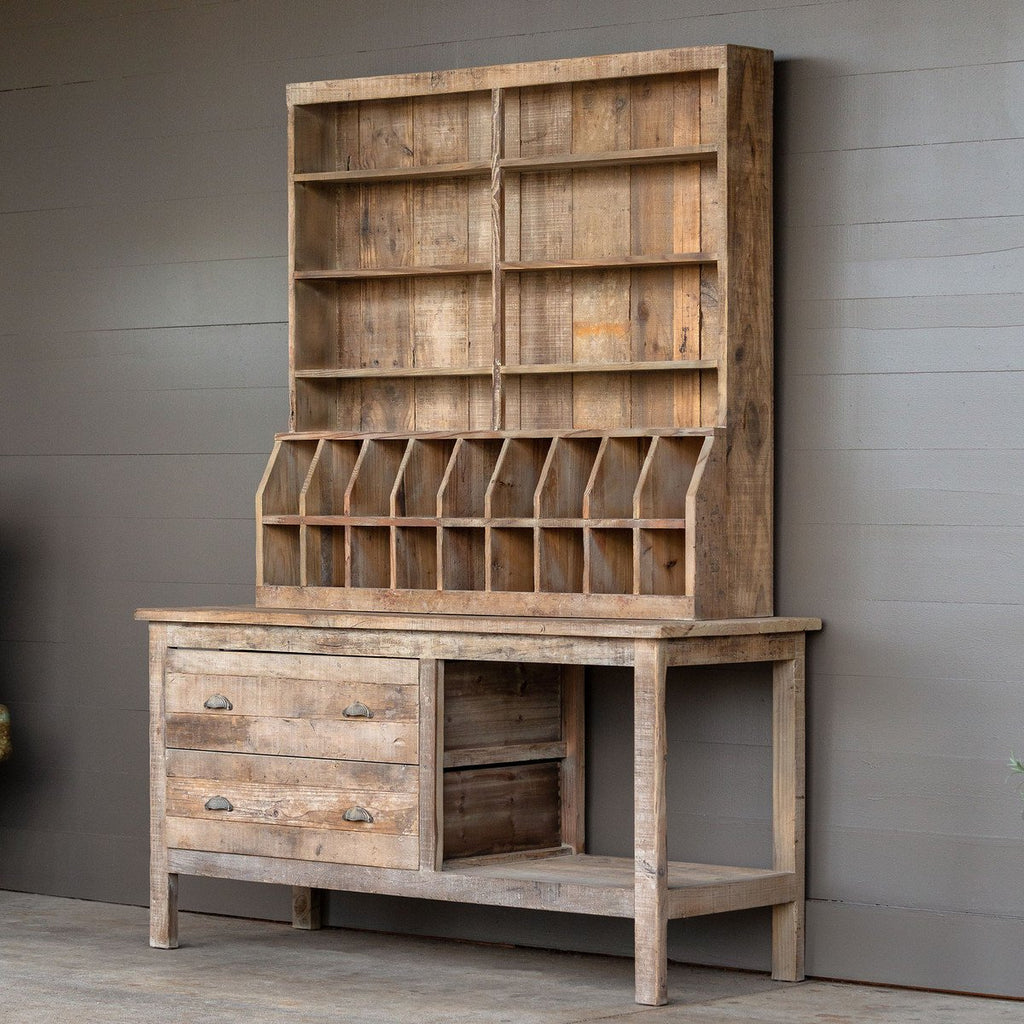 Old Town Herbalist Cabinet