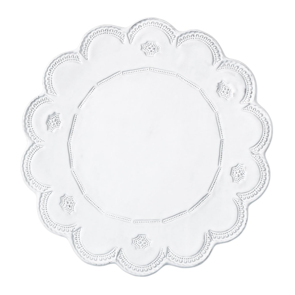 Incanto Lace Service Plate/Charger