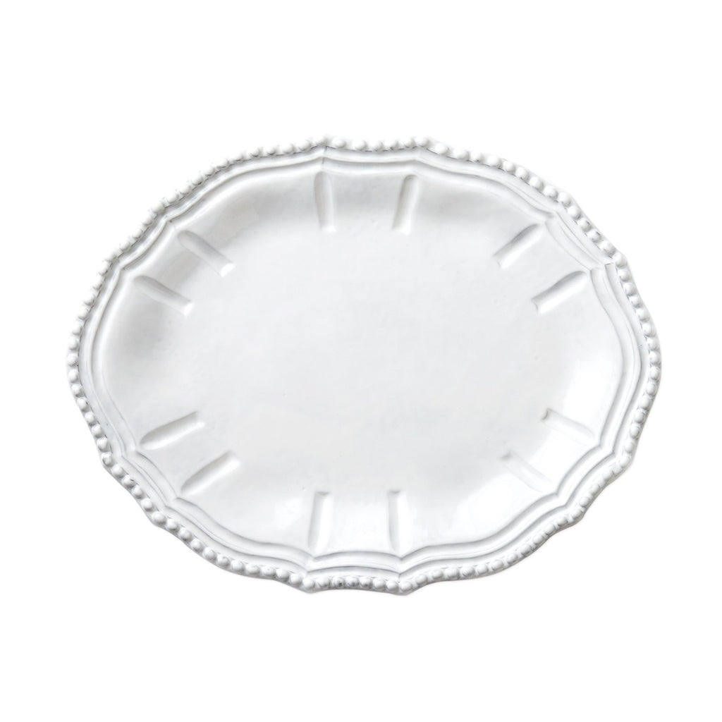 Incanto Baroque Small Oval Platter