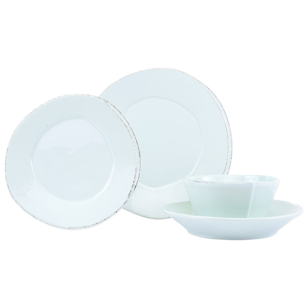 Lastra Four-Piece Place Setting