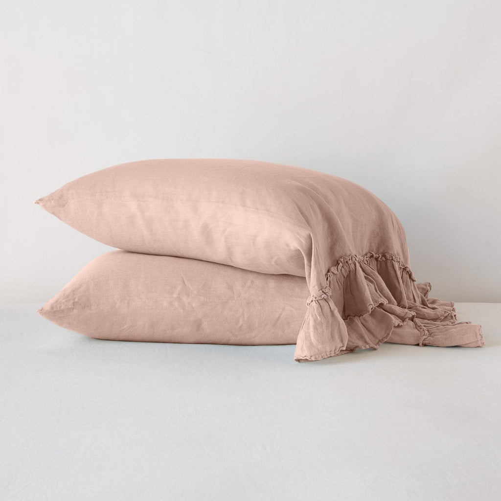 Bella Notte Linen Whisper Pillowcase