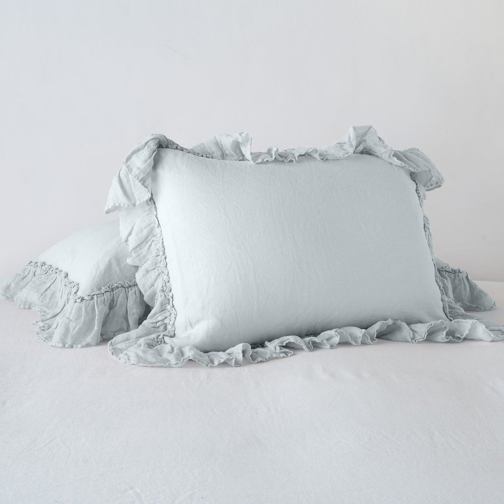 Bella Notte Linen Whisper Pillow Sham