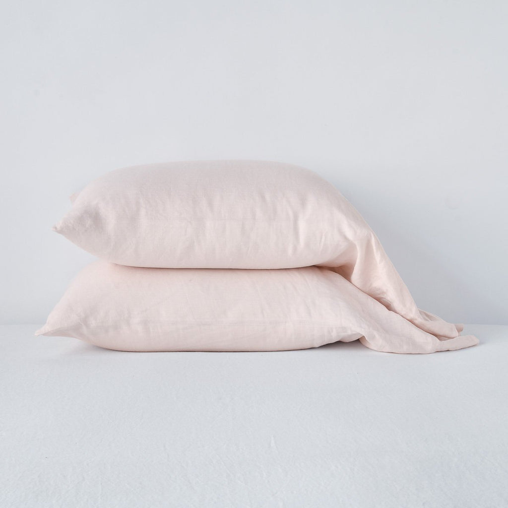 Bella Notte Linen Pillowcase