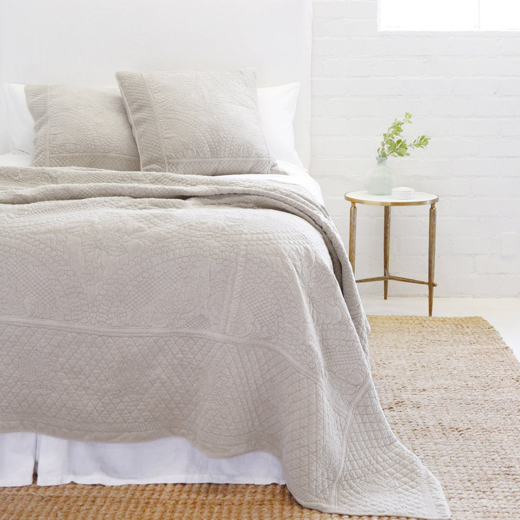 Pom Pom at Home Marseille Coverlet