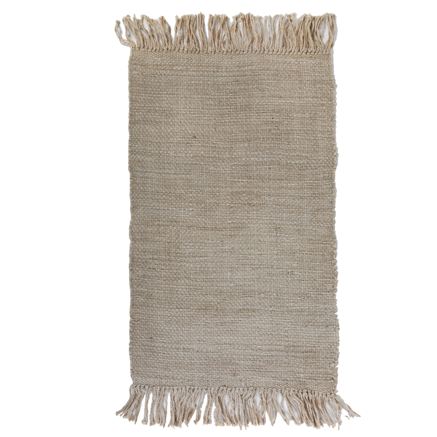 Pom Pom at Home Nile Handwoven Rug in Sand