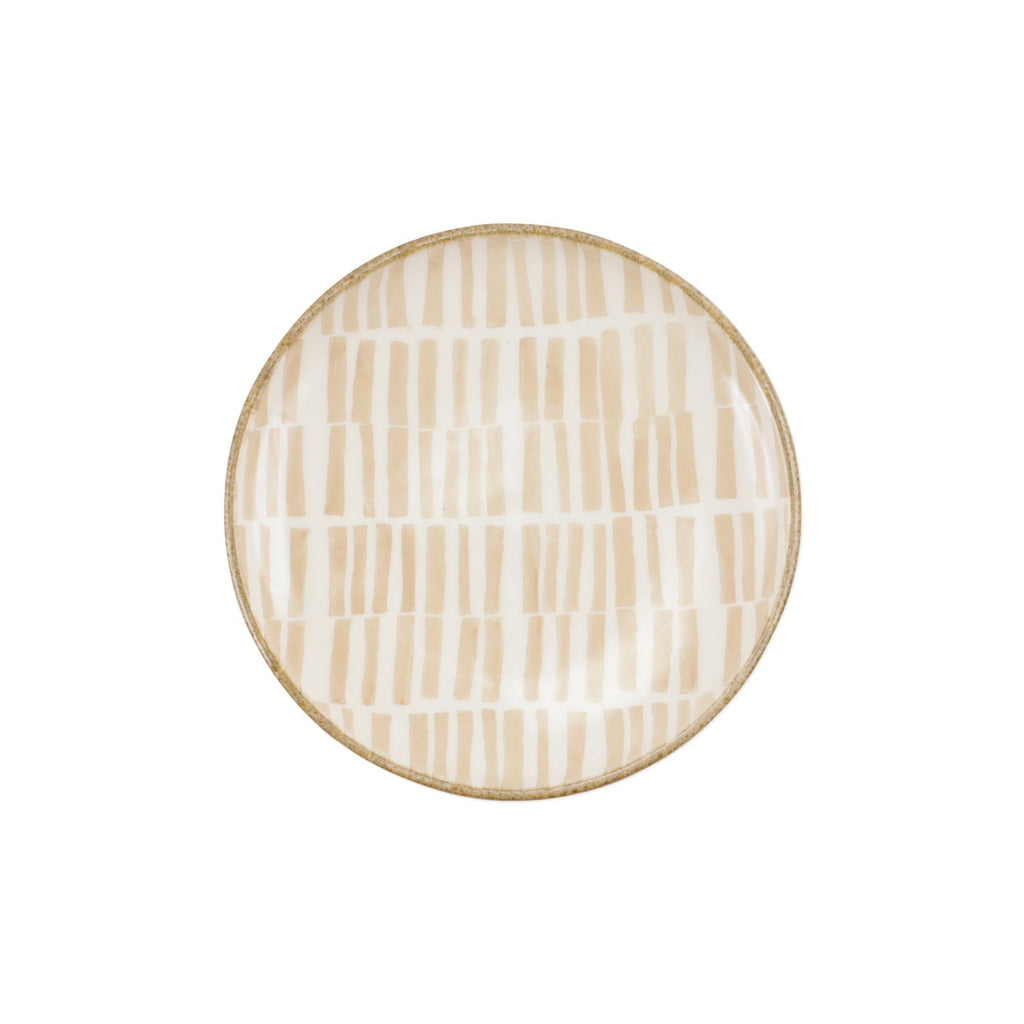 Earth Bamboo Cocktail Plate
