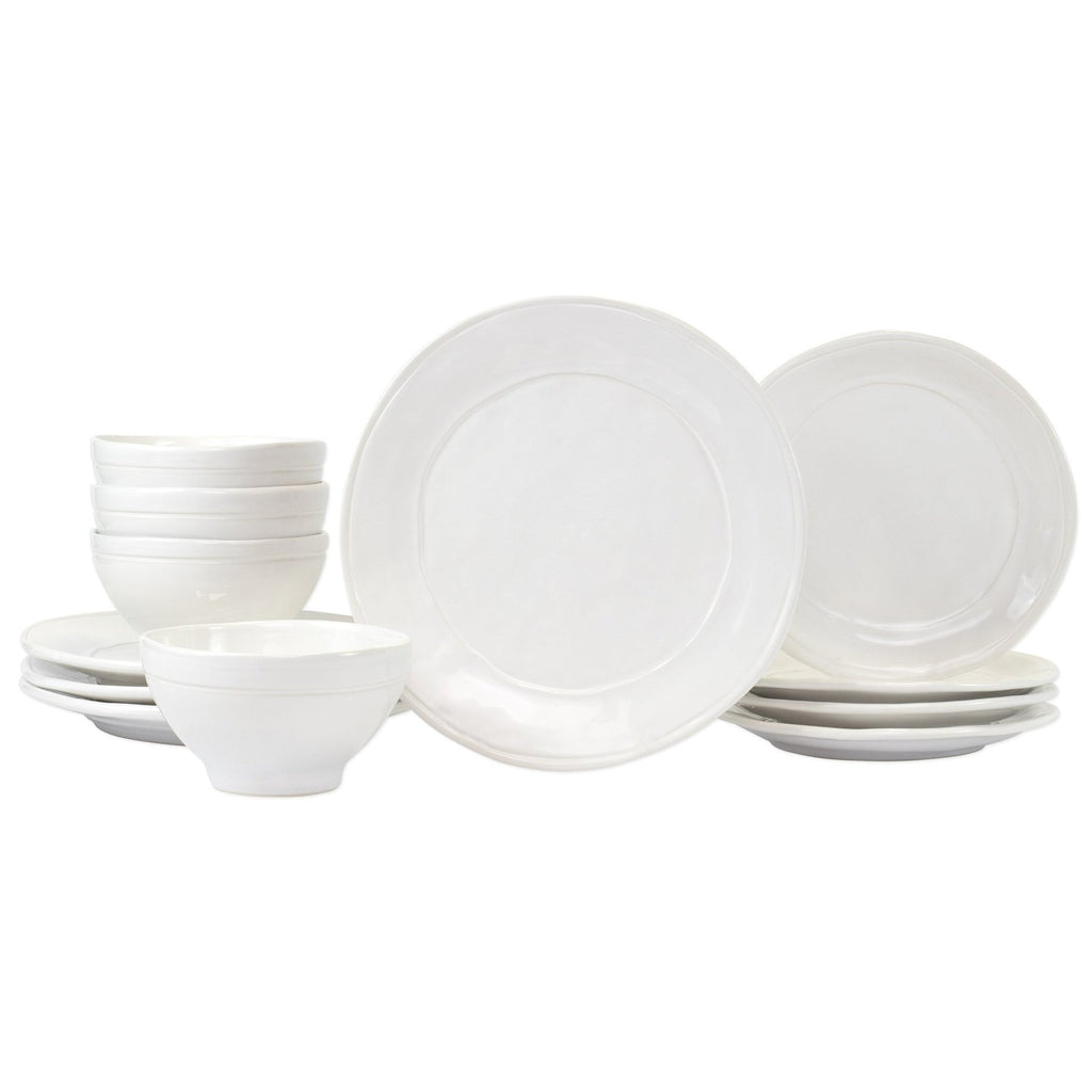 Fresh 12-Piece Place Setting