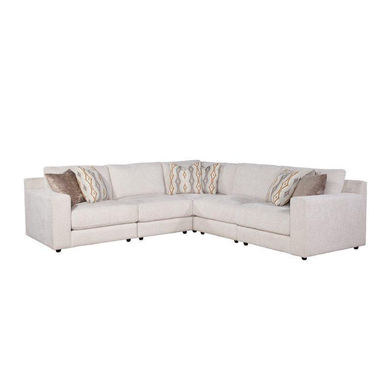 Adelaide Sectional with Pillows