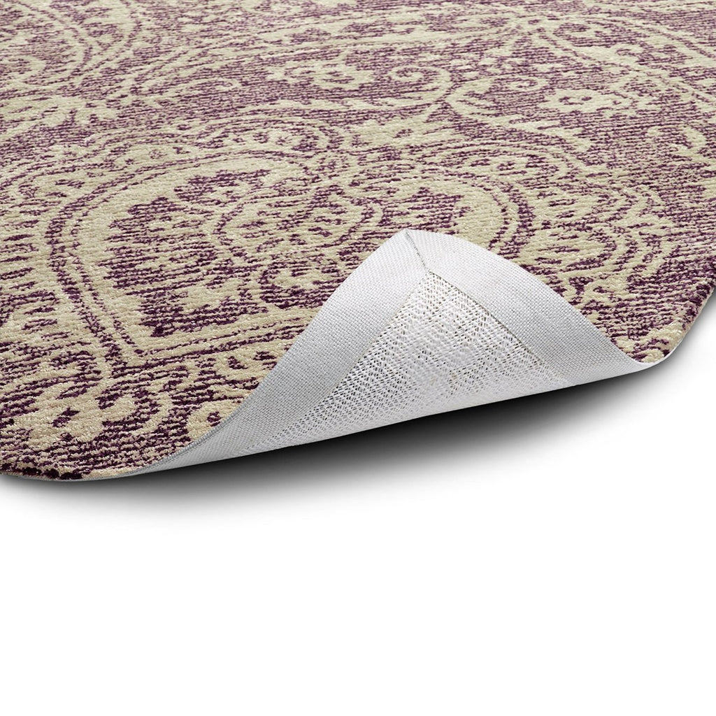 Weathered Purple Indoor/Outdoor Rug
