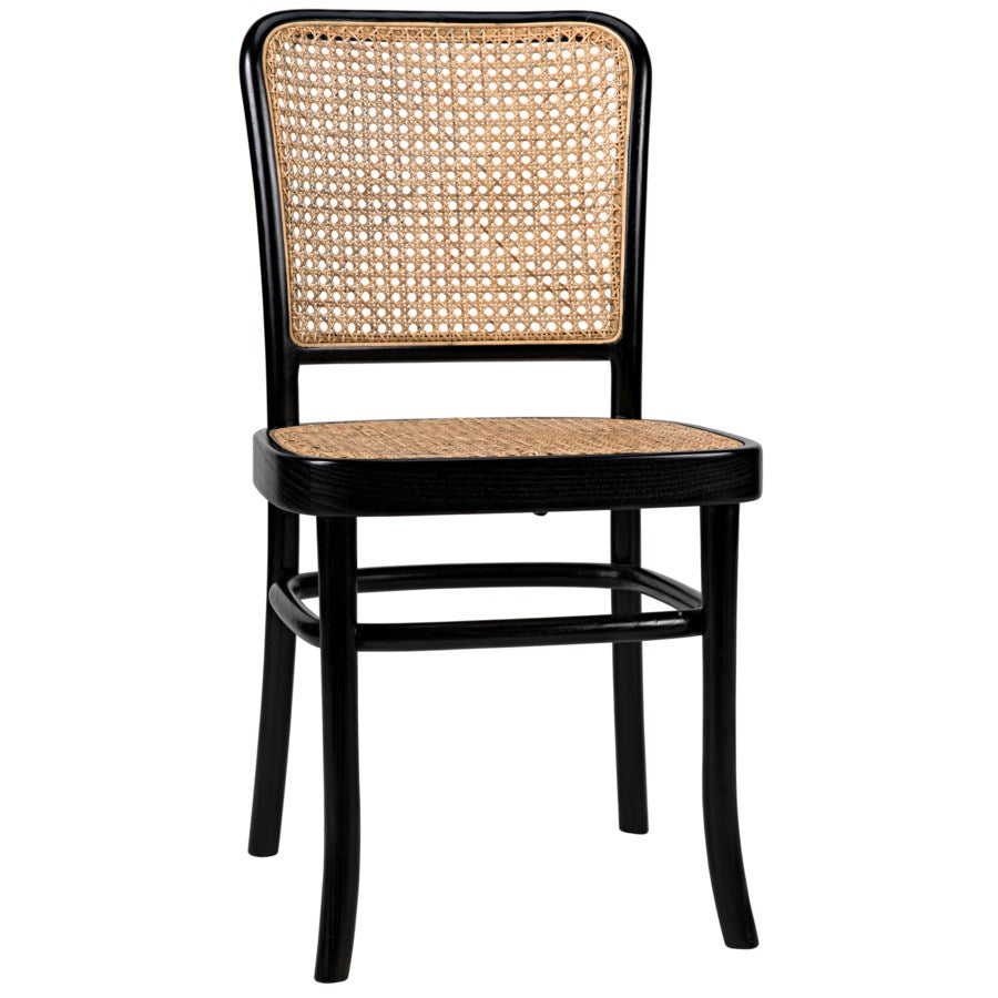 Didas Chair with Caning