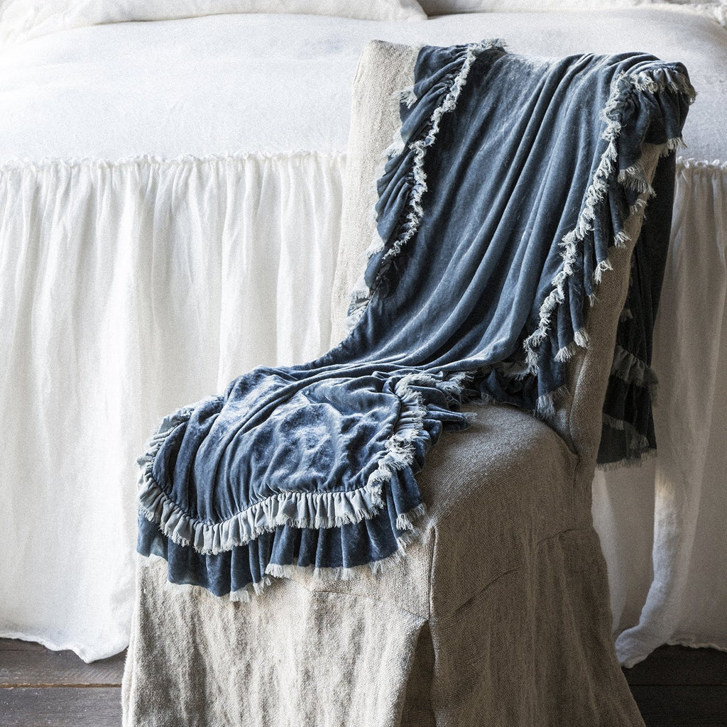 Bella Notte Loulah Large Throw Blanket