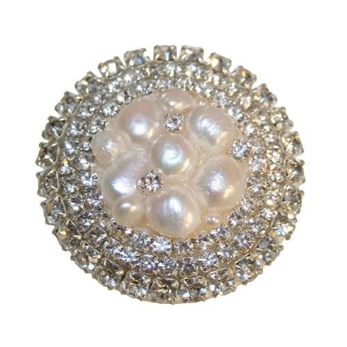 Chic Knobs Ivory Glamour