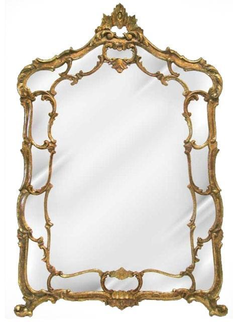 French Etienne Mirror