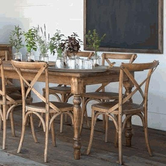 Old Elm Farm Table