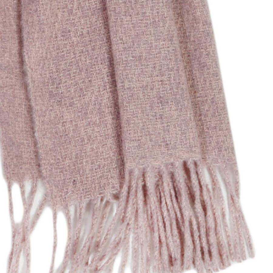 Pom Pom at Home Hasselt Mauve Scarf