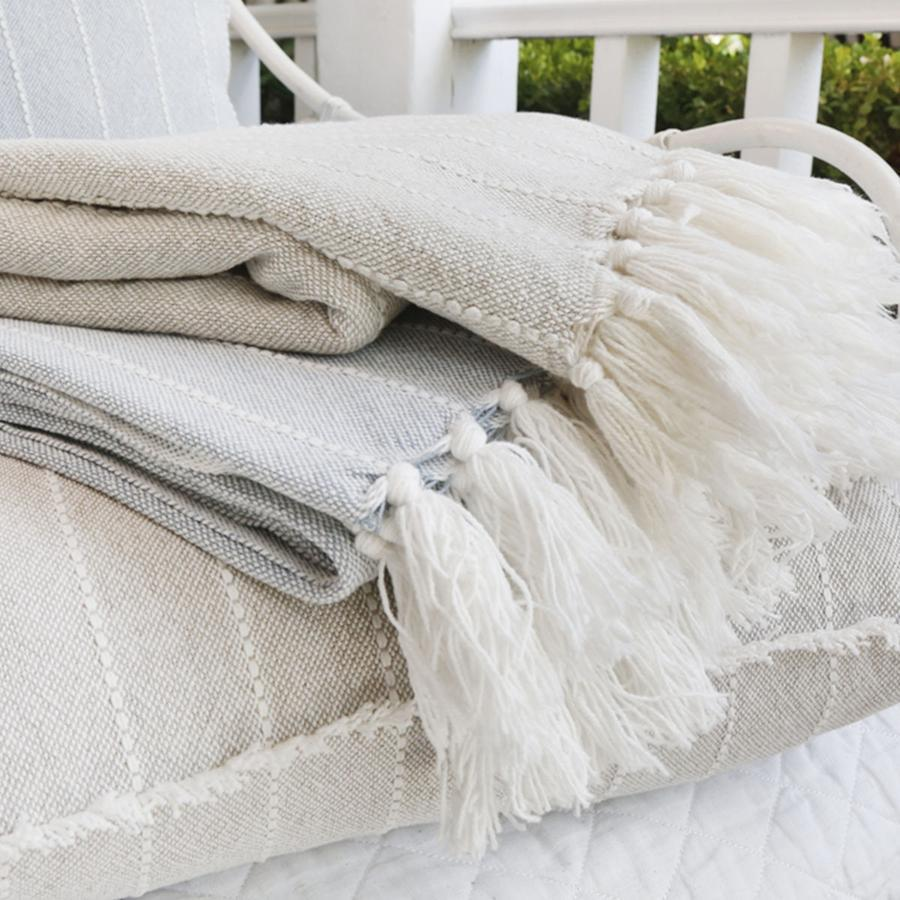 Pom Pom at Home Henley Throw Blanket