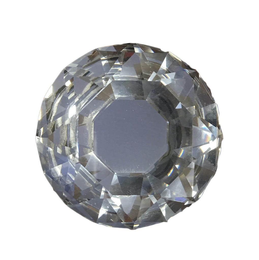 Chic Knobs Large Crystal