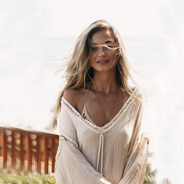 Sexy Beach Boho Loose Cover Ups