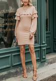 Pit Tight Dating Sweater Dress