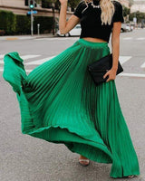 Fashion Sweet grace ruffled Skirts-4color
