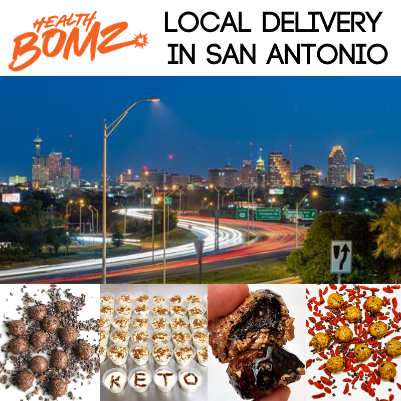 San Antonio Local Delivery