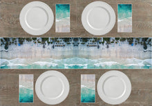 Load image into Gallery viewer, Beachfront Resort Napkins & Table Runners