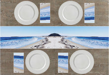 Load image into Gallery viewer, Gifteehome beach napkins and table runner