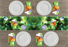 Load image into Gallery viewer, Butterfly Napkins & Table Runners