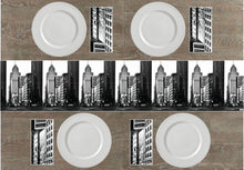 Load image into Gallery viewer, Downtown Detroit Napkins & Table Runners