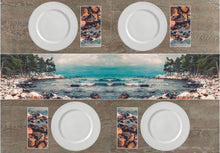 Load image into Gallery viewer, Marquette Napkins & Table Runners