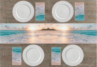 Sunrise Napkins & Table Runners